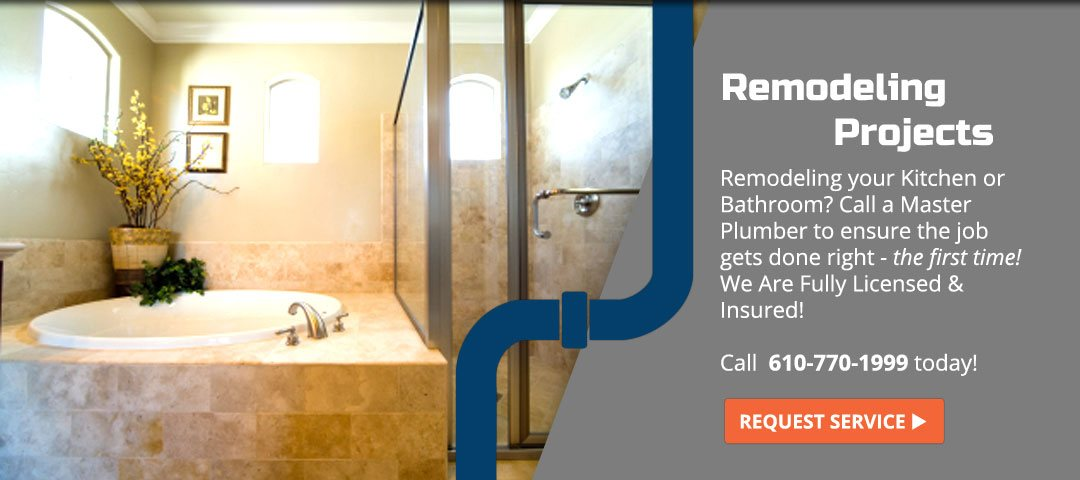 Plumber Service OBoyle Plumbing Allentown PA - Allentown bathroom remodeling
